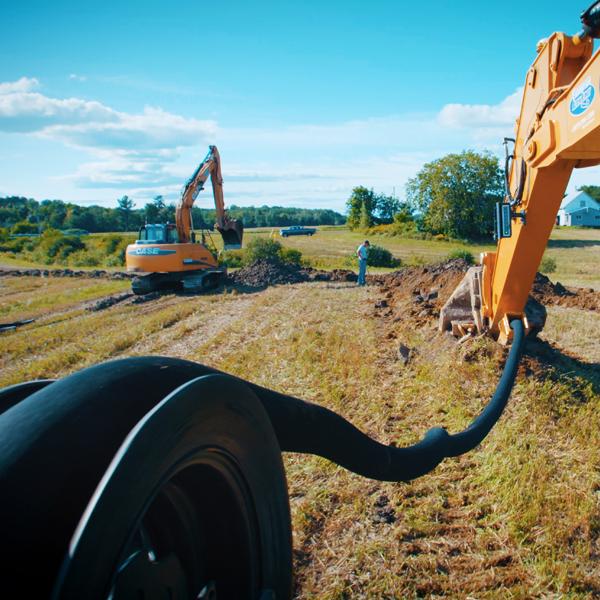 Drainage agricole emploi